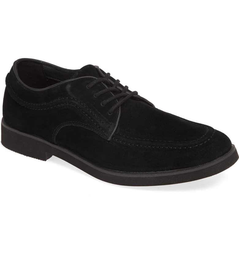 HUSH PUPPIES - (C931) Bracco Mt Oxford (Black)