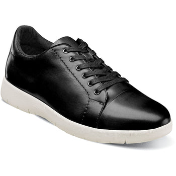 STACY ADAMS - (C3264) Hawkins Cap Toe (Black)