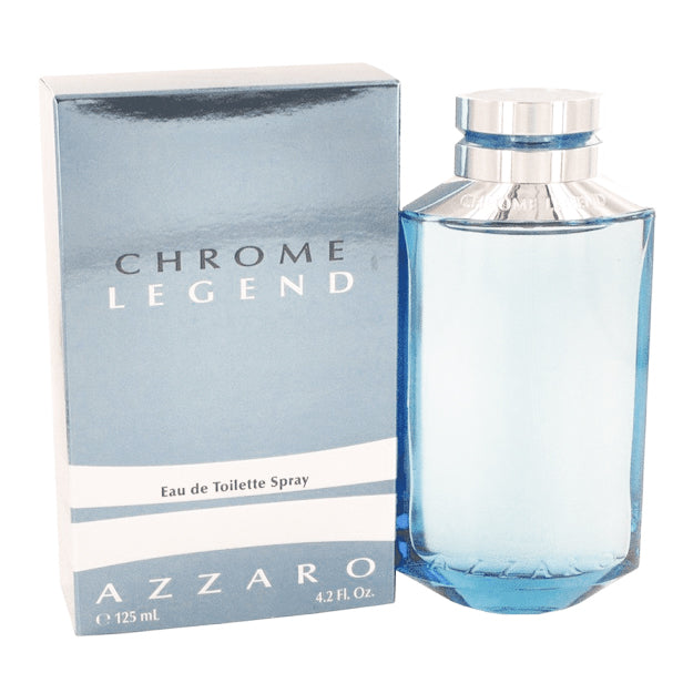 Azzaro - (14081) - Chrome Legend - 4.2oz