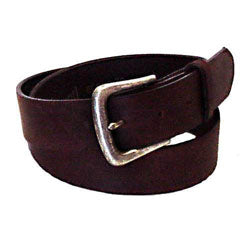 Wolf Belt - (Brown) - Big Men's Dept. - Brown
