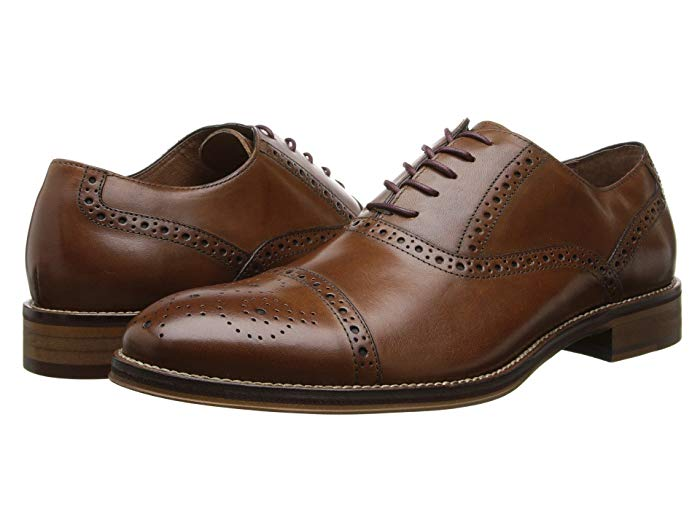 JOHNSTON & MURPHY - (A2801) Conard Cap Toe (Tan)
