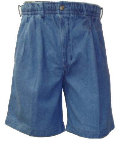 Creekwood Shorts - Big - (Denim) (CW6521-43)