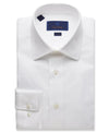 DAVID DONAHUE - (7202-110) - Dress Shirt - (White)
