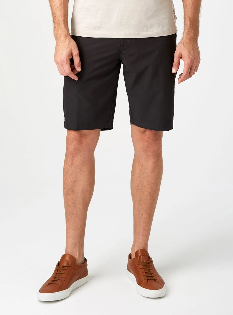 7 DIAMONDS - Dynamic Hybrid Shorts (Black)