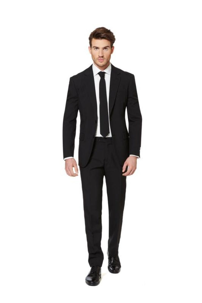 MAXMAN Prive Black Suit