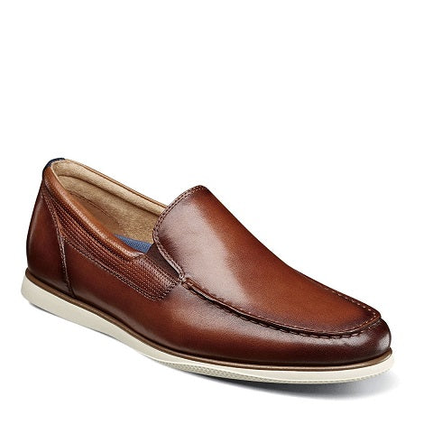 Florsheim - (A2513) Atlantic Moc To Slipon (Cognac)