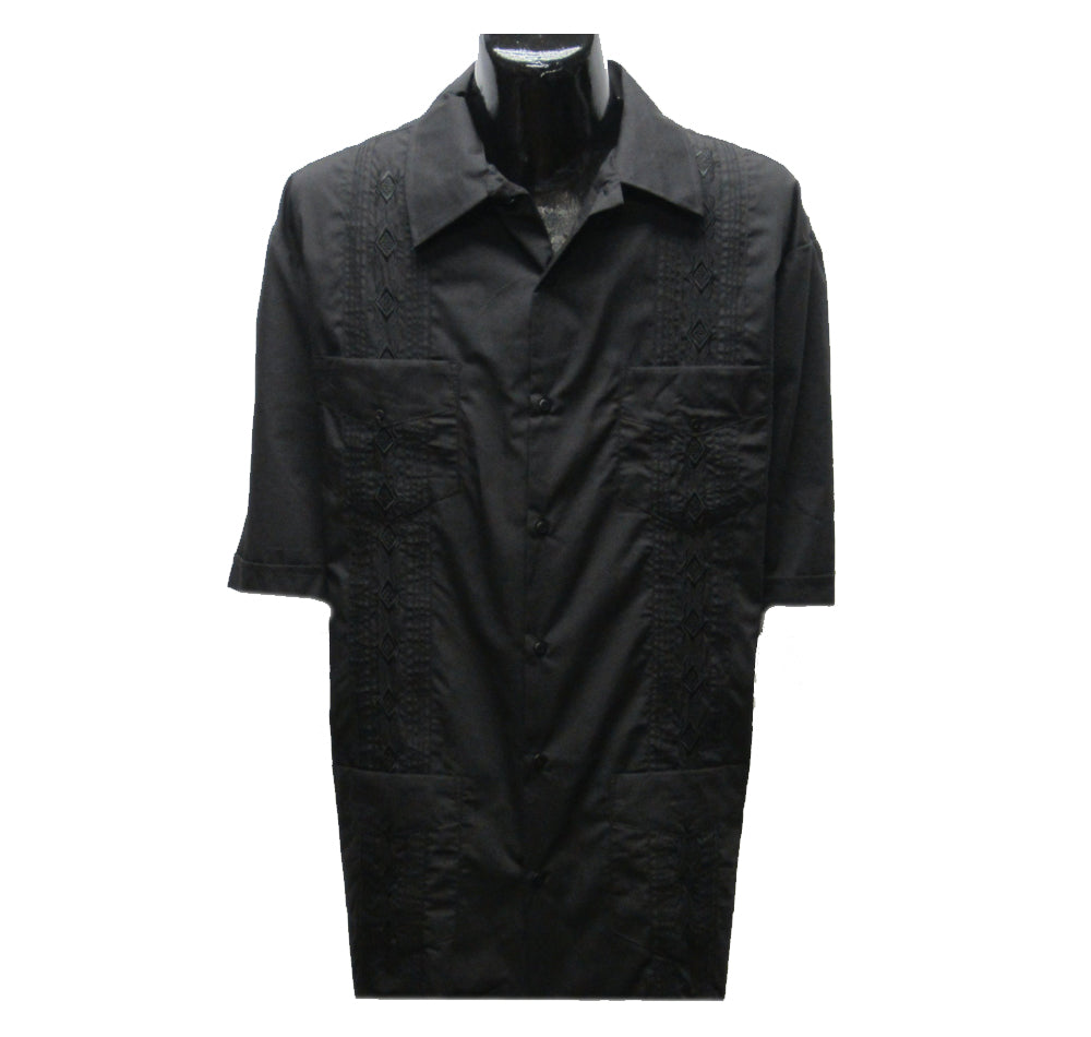 FOXFIRE Guayabera - (321SS) - Big & Tall