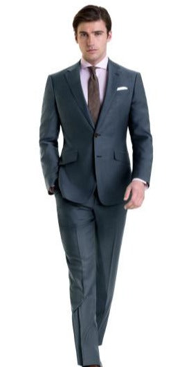 Maxman Prive Charcoal Suit