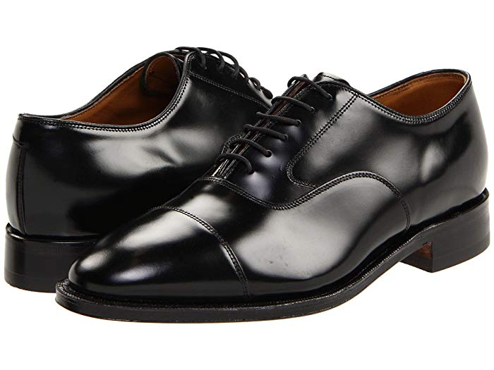 JOHNSTON & MURPHY - (C2800) Melton Cap Toe (Black)