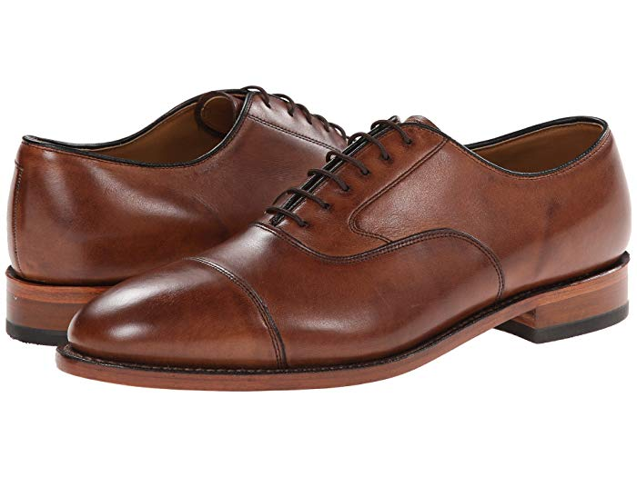 JOHNSTON & MURPHY - (A2803) Melton Cap Toe (Tan)