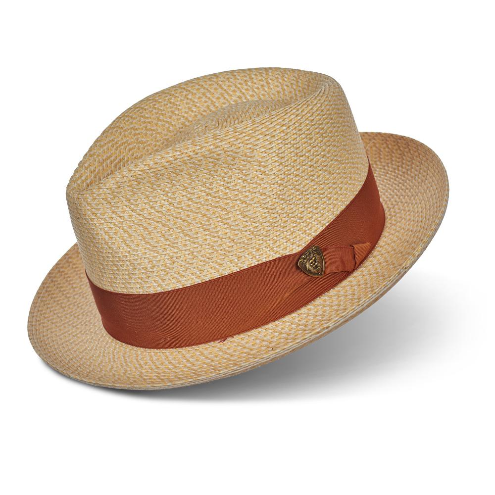 STETSON - Whitehall Straw (Tan Mx)