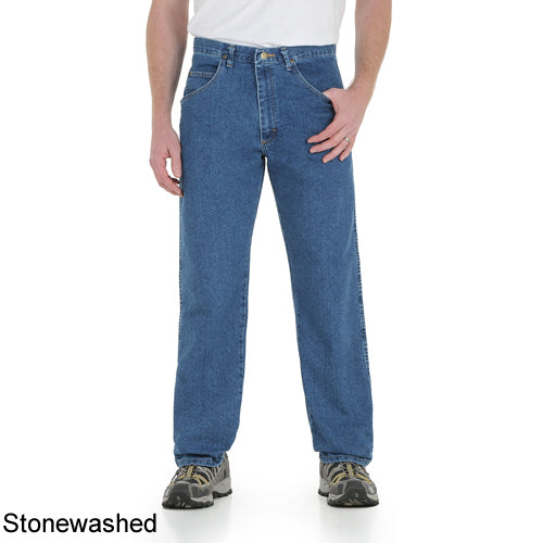 Wrangler Rugged Wear @ Stretch Jeans - Stonewashed (937STR)