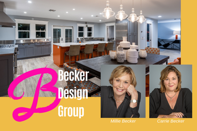 Becker Design Group, an Interior Design Firm with a 50+ year history debuts in South Florida.