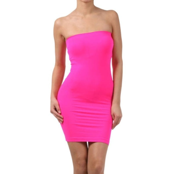 Women Sexy Sleeveless Mini Skirt