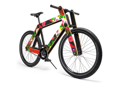 Personalized Sandwichbikes, Sandwichbikes Wooden Frame fully customized