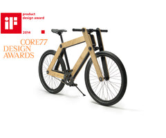 Sandwichbikes received multiple awards for its innovative design and unique appearance