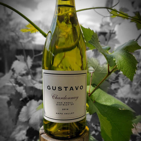 GUSTAVO 2015 Chardonnay, Oak Knoll District of Napa Valley - Gustavo