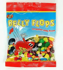Belly Flops - 120g bag