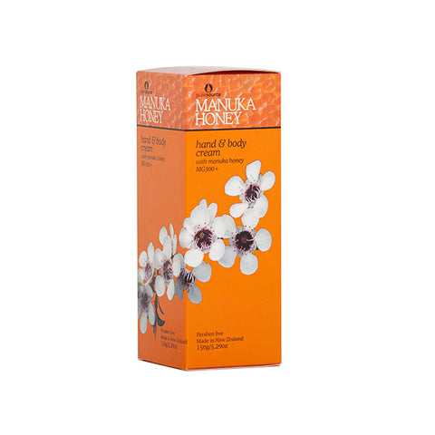 Manuka Honey Hand & Body Cream – 150g