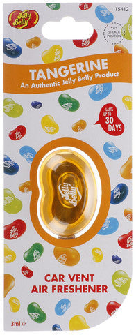 Jelly Belly Car vent Air freshener Tangerine