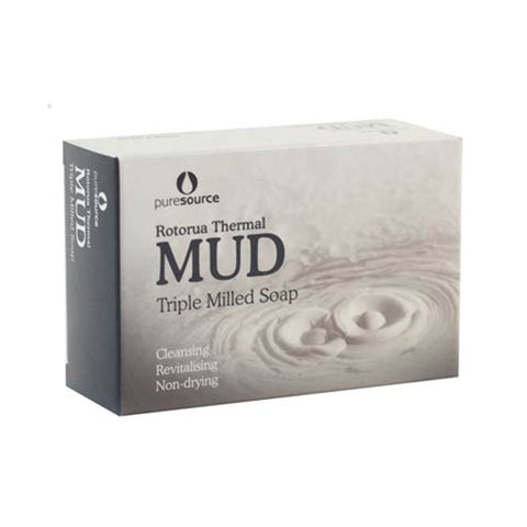 Rotorua Thermal Mud Soap (Boxed) – 100g