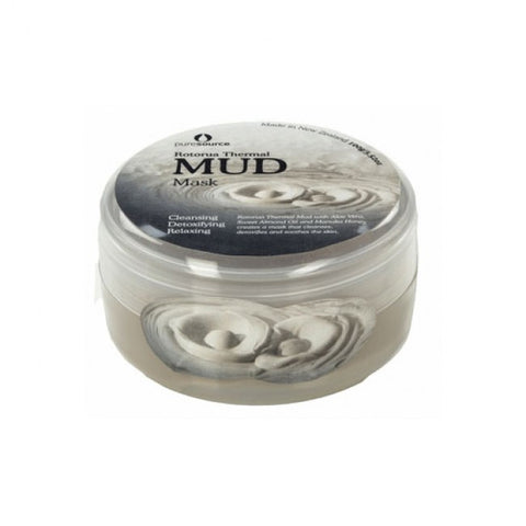 Rotorua Thermal Mud Face Mask – 100g