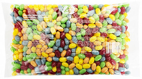 Sours Mix Flavour Jelly Belly 1kg Bag - Limited Time Offer