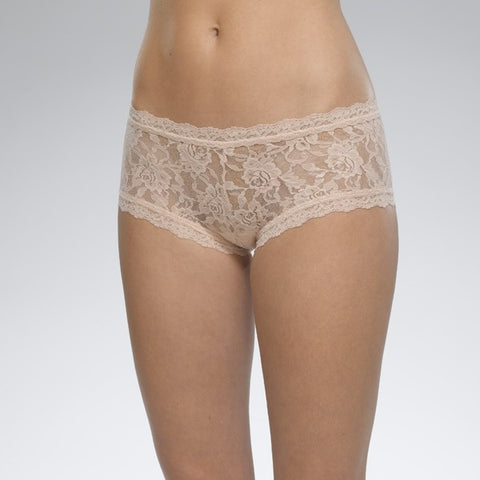 Hanky Panky Signature Lace Boy Short - Chai