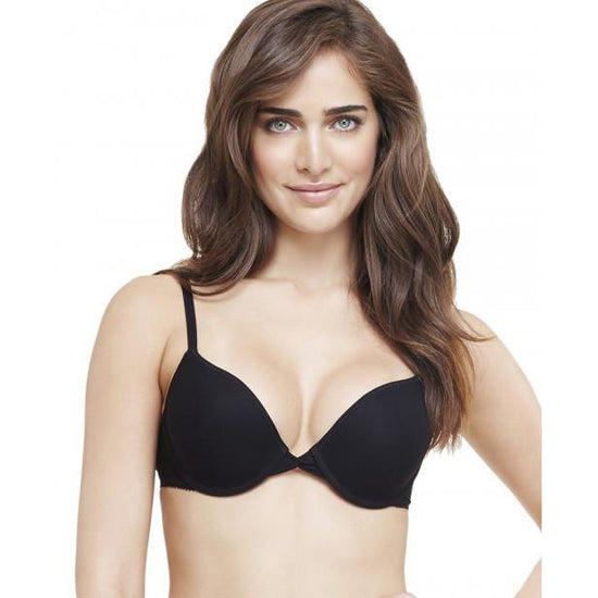 On Gossamer Mesh Bump It Up! Push-Up Bra