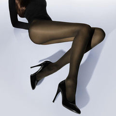 Wolford Velvet De Luxe 50 Tights - Town Shop  - 1