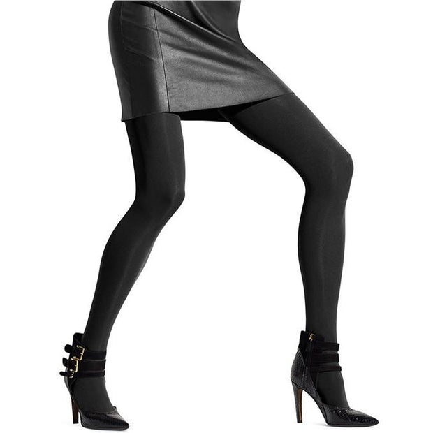 HUE Seamless Opaque Tights
