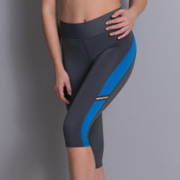 Anita Sports Tights Fitness - Atlantic/Anthracite