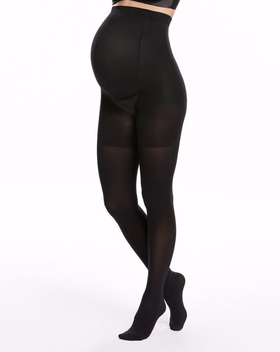 858a800a7 Spanx Mama Mid-Thigh Shaping Tights