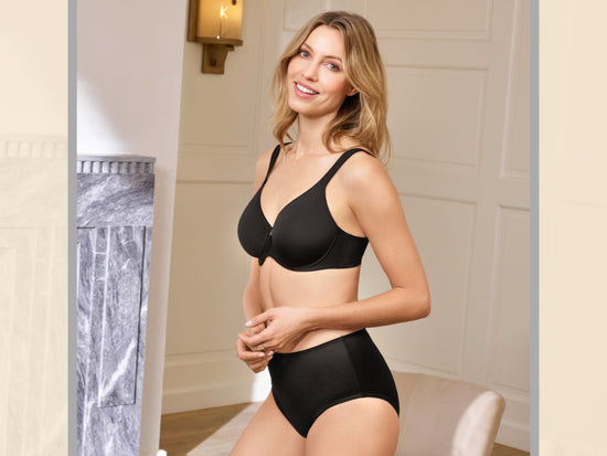 Felina Pure Balance Molded Bra Without Wire