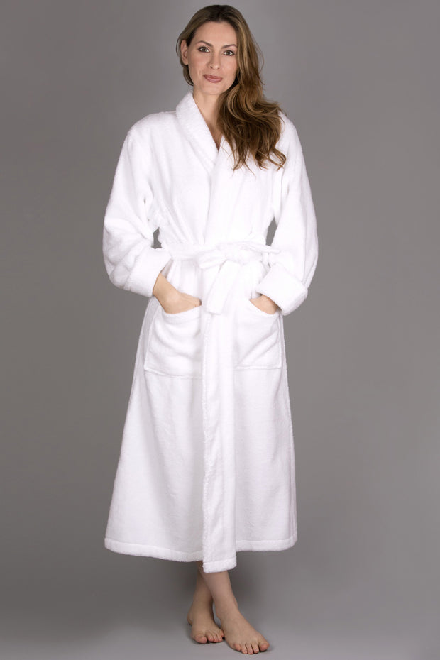 KayAnna Spa Long Terry robe