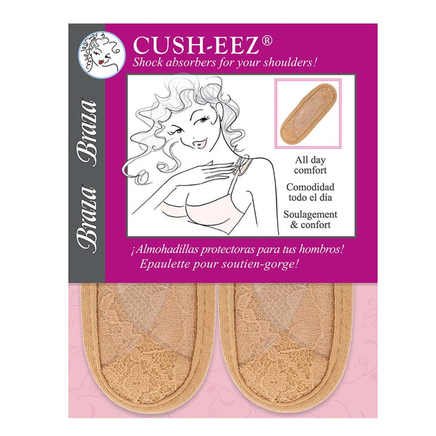 Braza Cush-eez Shoulder Cushions
