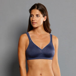 Rosa Faia Twin Soft Cup Comfort Bra - Patriot Blue