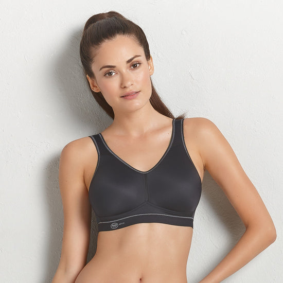 Anita Active Light & Firm Sports Bra - Black