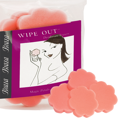 Braza Wipe Out Deodorant Erasers