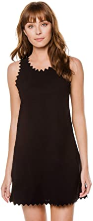 Karla Colletto Ines Round Neck Tank Dress