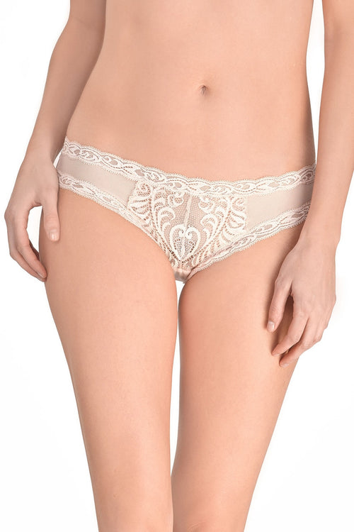 Natori Feathers Hipster - Cameo Rose