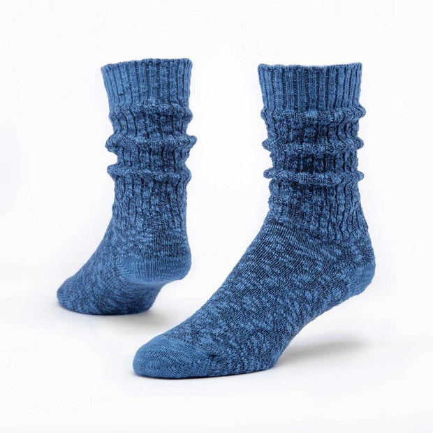 Maggie's Organics Cotton Solid Ragg Sock