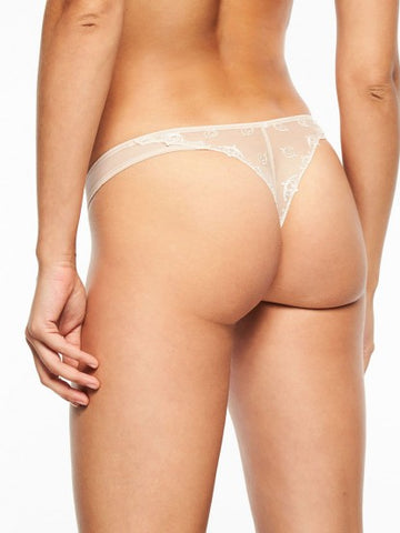 Chantelle Champs Elysees Lace Thong