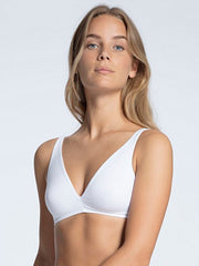 Calida Natural Comfort Cotton Soft Cup Bra
