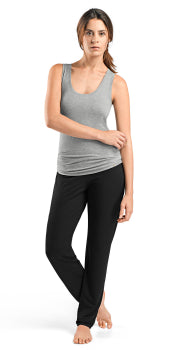 Hanro Yoga Racer Back Tank Top