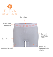 Theya Healthcare Rose Comfort Short