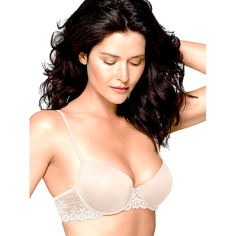 Wacoal Embrace Lace Petite Push Up Underwire Bra - comes in a 30 band size!
