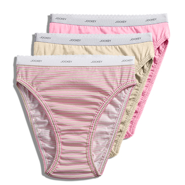 Jockey Classic French Cut Panty - Pack of 3