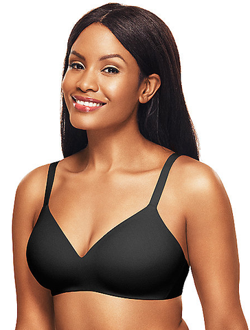 Wacoal How Perfect Soft Cup Bra  - Black
