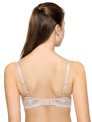 Wacoal Embrace Lace Underwire T-Shirt Bra - Nude